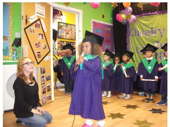 Edgware Graduation