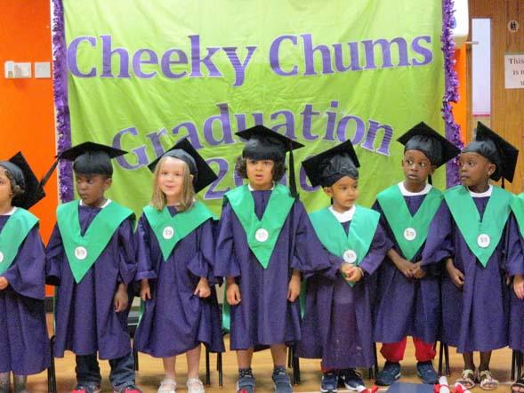 Uxbridge Graduation